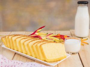 Recette du gâteau tropical