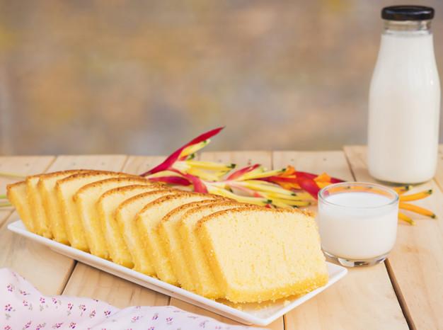 Gâteau tropical Pacita