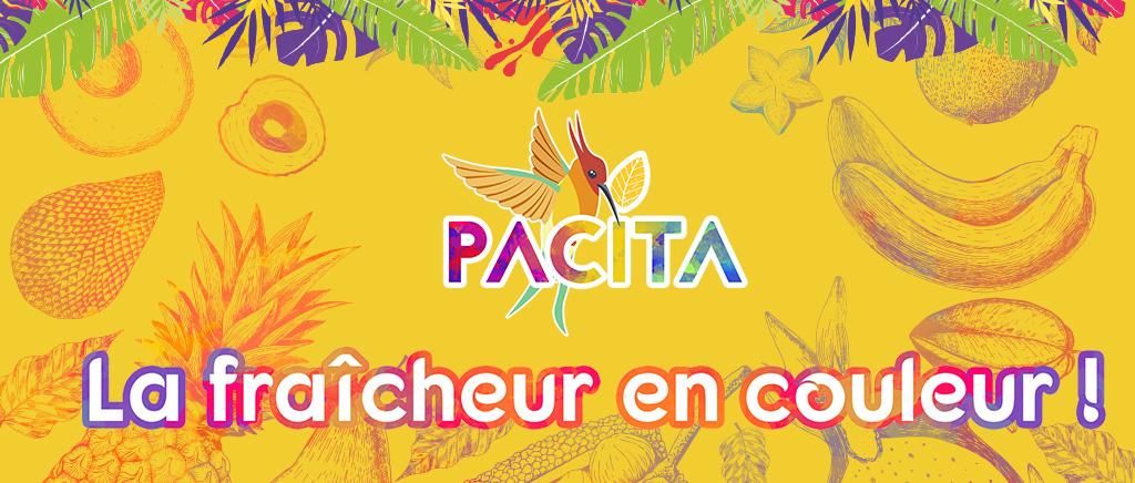 PACITA, LA FRAICHEUR EN COULEUR
