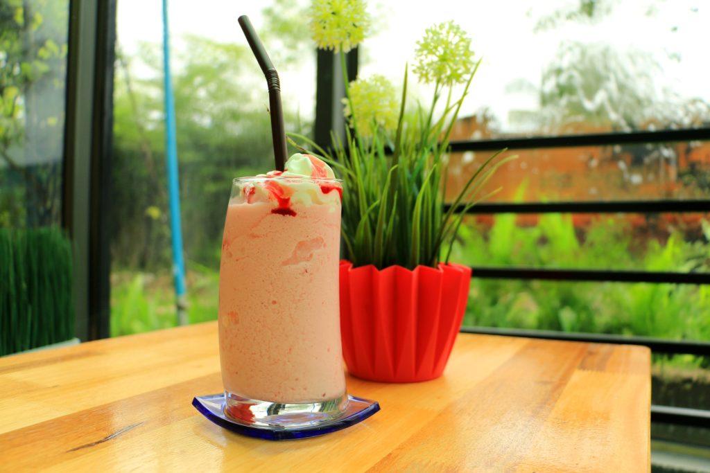 Le milk-shake Pacita