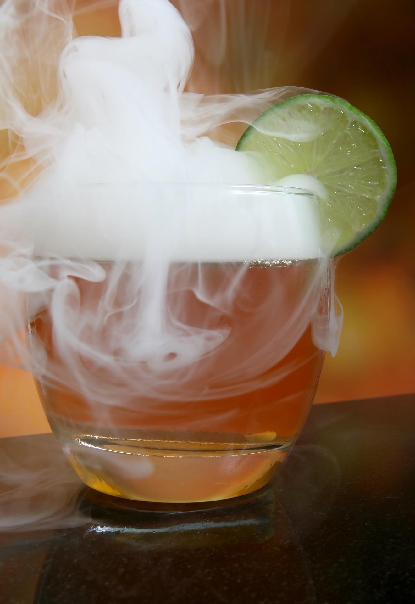 COCKTAIL HALLOWEEN SANS ALCOOL
