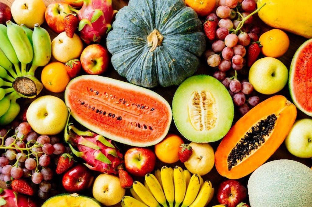 Les bienfaits des fruits tropicaux